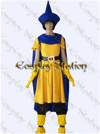 "Dragon Quest IV Princess Alena Cosplay Costume_<font color=""red"">New Arrival!</font>"