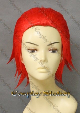 Fairy Tail Gildarts Cosplay Wig