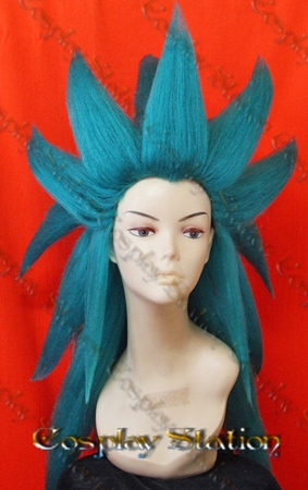 Fairy Tail Orga Nanagear Custom Made Cosplay Wig