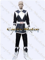 Power Rangers Female Black Power Ranger Cosplay Costume