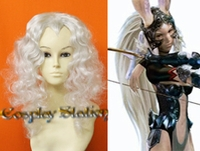 Final Fantasy XII Fran Commission Cosplay Wig