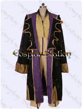 Fire Emblem: Awakening Robin Custom Made Cosplay Costume: High Quality!