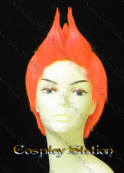 Fry Custom Made Cosplay Wig