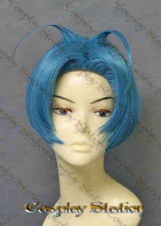 Future Trunks Custom Made Cosplay Wig
