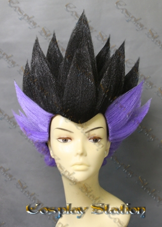 Gotenks Custom Made Cosplay Wig