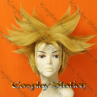 Trunks Custom Made Cosplay Wig