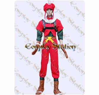 Hack Link Kite Cosplay Costumes Hack Link Kite Commission Cosplay