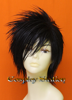 Hellsing Alucard Custom Made Cosplay Wig