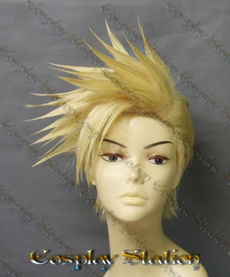 Hetalia Axis Powers Denmark Custom Made Cosplay Wig