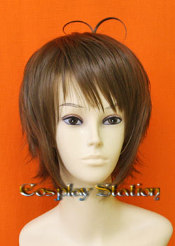 Hetalia Axis Powers Greece Heracles Karpusi Cosplay Wig