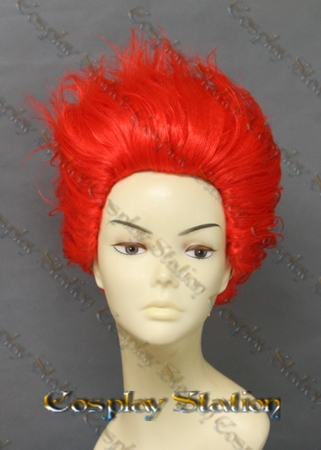 Hunter x Hunter Hisoka Custom Made Cosplay Wig