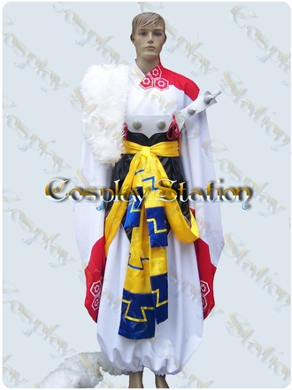 Inuyasha Cosplay Sesshomaru Cosplay Costume