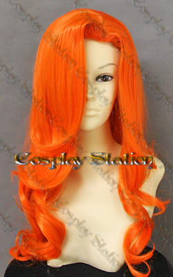 Jessica Rabbit Custom Styled Cosplay Wig