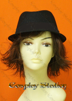Kamen Rider Double Shotaro Hidari Custom Made Cosplay Wig