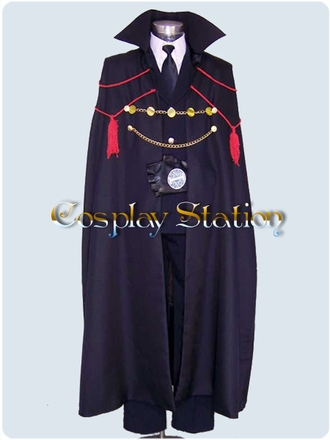 Katekyo Hitman Reborn Cosplay Giotto Cosplay Costume