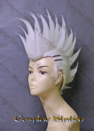 League of Legends Ekko Custom Made Cosplay Wig