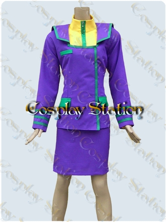 Macross Robotech Miriya SDF Cosplay Uniform