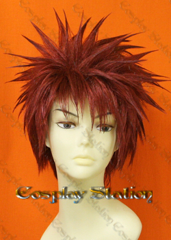 Magical Girl Lyrical Cosplay Erio Mondial Cosplay Wig