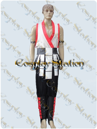 Mortal Kombat Barakas Attire Cosplay Costume
