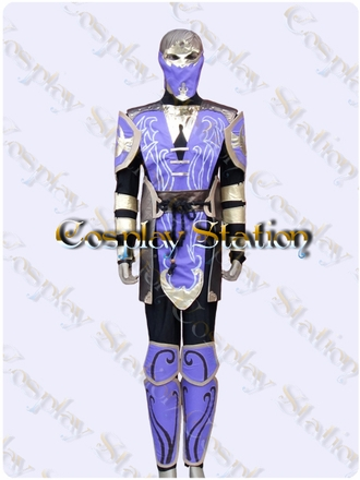 Mortal Kombat Rain Cosplay Costume