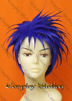 Nintendo Fire Emblem Path of Radiance IKE Cosplay Wig