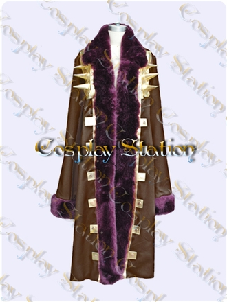 One Piece Captain Eustass Kidd Cosplay Costume