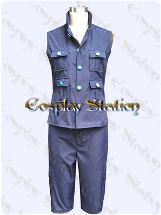 One Piece Monkey D. Luffy Cosplay Costume: High Quality!