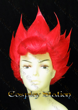 Pokemon Chili Custom Styled Wig