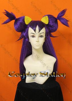 Pokemon Iris Custom Made Cosplay Wig
