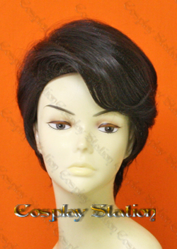 The Little Mermaid Prince Eric Custom Styled Wig