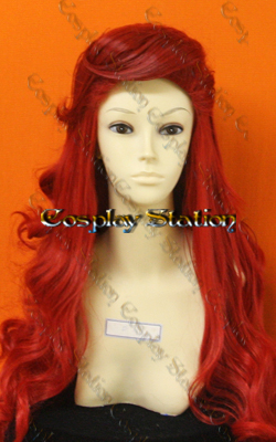 The Little Mermaid Princess Ariel Custom Styled Cosplay Wig