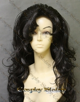 Princess Esmerelda Custom Made Cosplay Wig