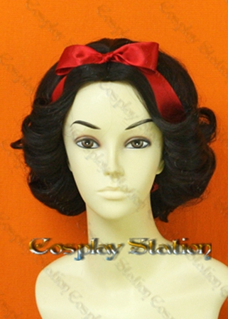 Princess Snow White Custom Styled Wig