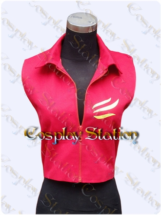 Resident Evil Cosplay Biohazard Claire Redfield Cosplay Vest