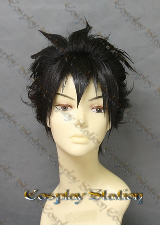 RWBY Qrow Branwen Custom Made Cosplay Wig