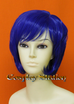 "Sailor Moon Sailor Merkur Blue Cosplay Wig_<font color=""red"">New Arrival</font>"