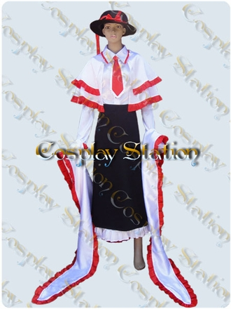 Scarlet Weather Rhapsody  Iku Nagae Cosplay Costume