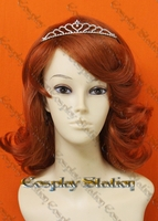 Sofia the First Princess Sofia Custom Styled Cosplay Wig