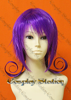 Soul Eater Blair Custom Styled Cosplay Wig