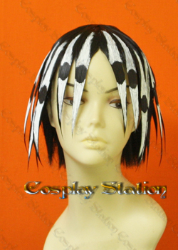 Soul Eater Kishin Asura Custom Made Cosplay Wig