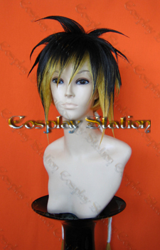 "Star Ocean Till The End of Time Albel Nox  Cosplay Wig_<font color=""red"">New Arrival!</font>"