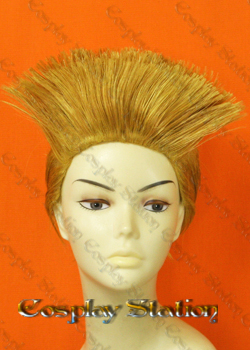Street Fighter Guile Custom Made Cosplay Wig