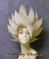 Super Saiyan Kale Custom Made Cosplay Wig