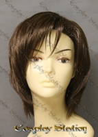 Supernatural Sam Winchester Custom Made Cosplay Wig