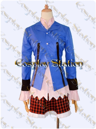 Tales of Xillia 2 Elize Lutus Cosplay Costume: High Quality!