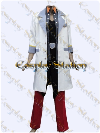 Tales of Xillia 2 Jude Mathis Cosplay Costume