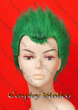 Teen Titans Cosplay Beast Boy Custom Made Cosplay Wig
