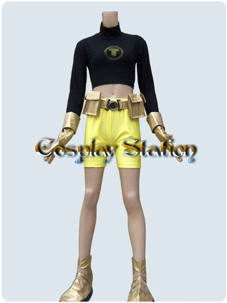 Teen Titans Cosplay Terra Costume