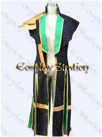 The Avengers Loki Custom Made Cosplay Costume