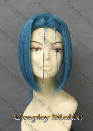 Trunks Blue Custom Made Cosplay Wig